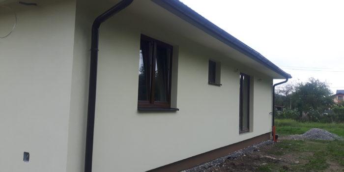 Fasáda - Dohňany Rodinný dom