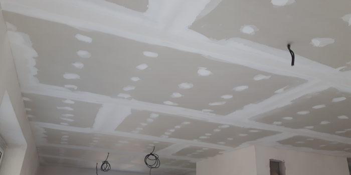 Svinná SDK strop